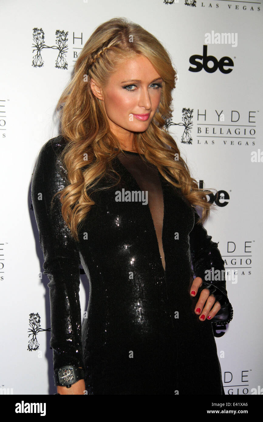 PARIS HILTON Rings In 2017 With Special DJ Set At Hyde ... пэрис хилтон