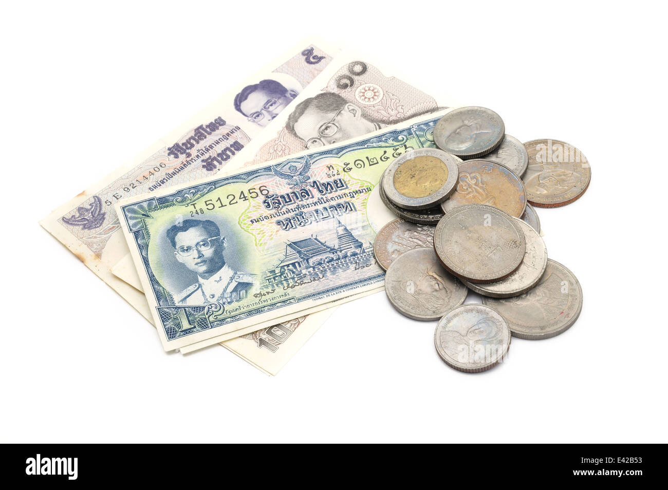 Thailand Currency Stock Photos Thailand Currency Stock Images Alamy