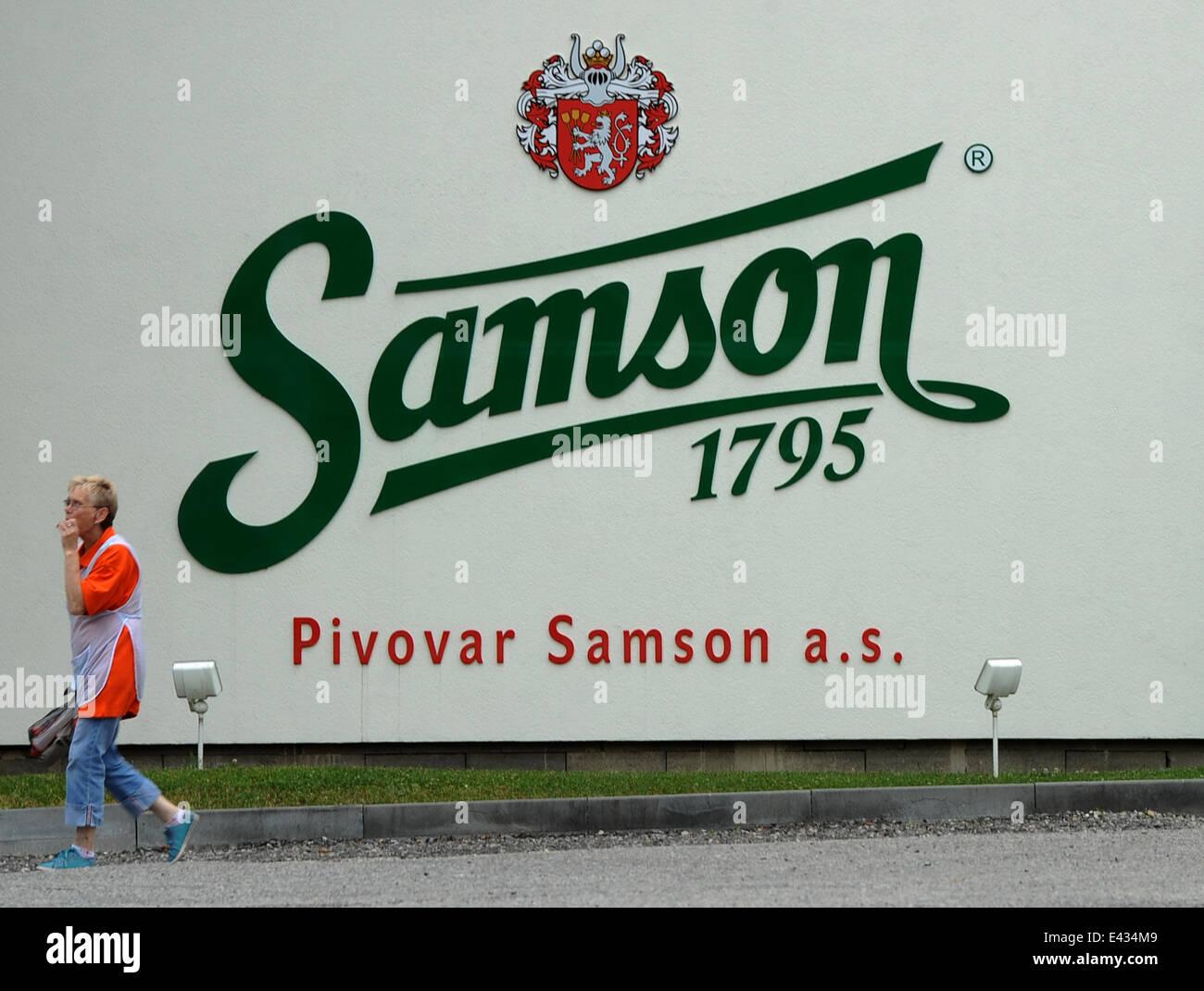 Budweiser Brewery Czech Republic Stock Photos Amp Budweiser