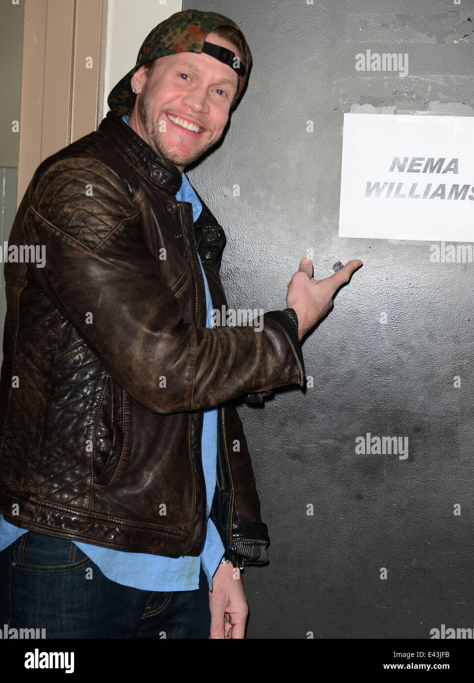 Katt Williams Growth Spurt comedy tour at the James L Knight Center  Featuring: Nema Williams Where: Miami, Florida, - Stock Image