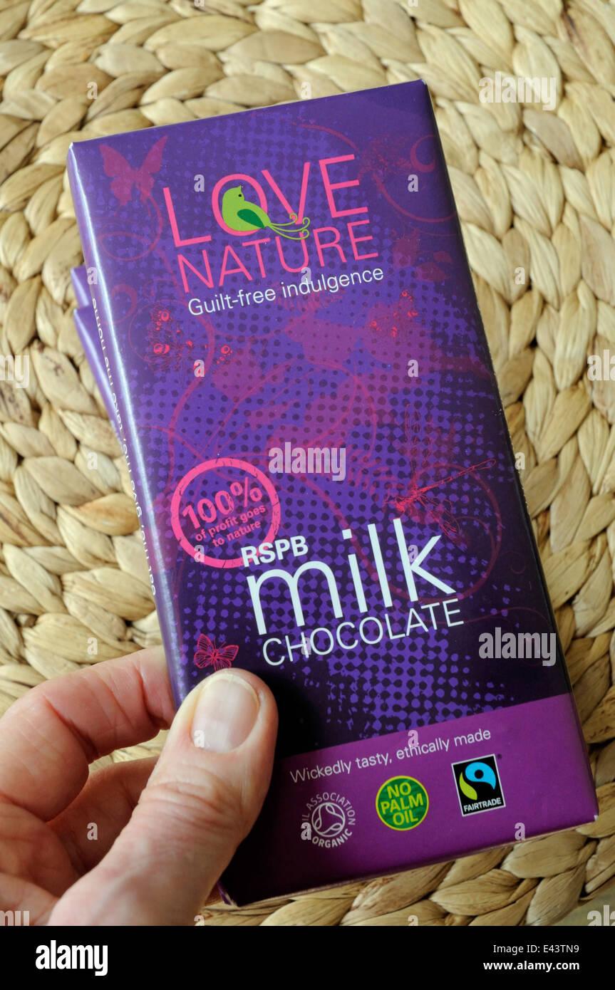 Fairtrade Chocolate Stock Photos & Fairtrade Chocolate ...