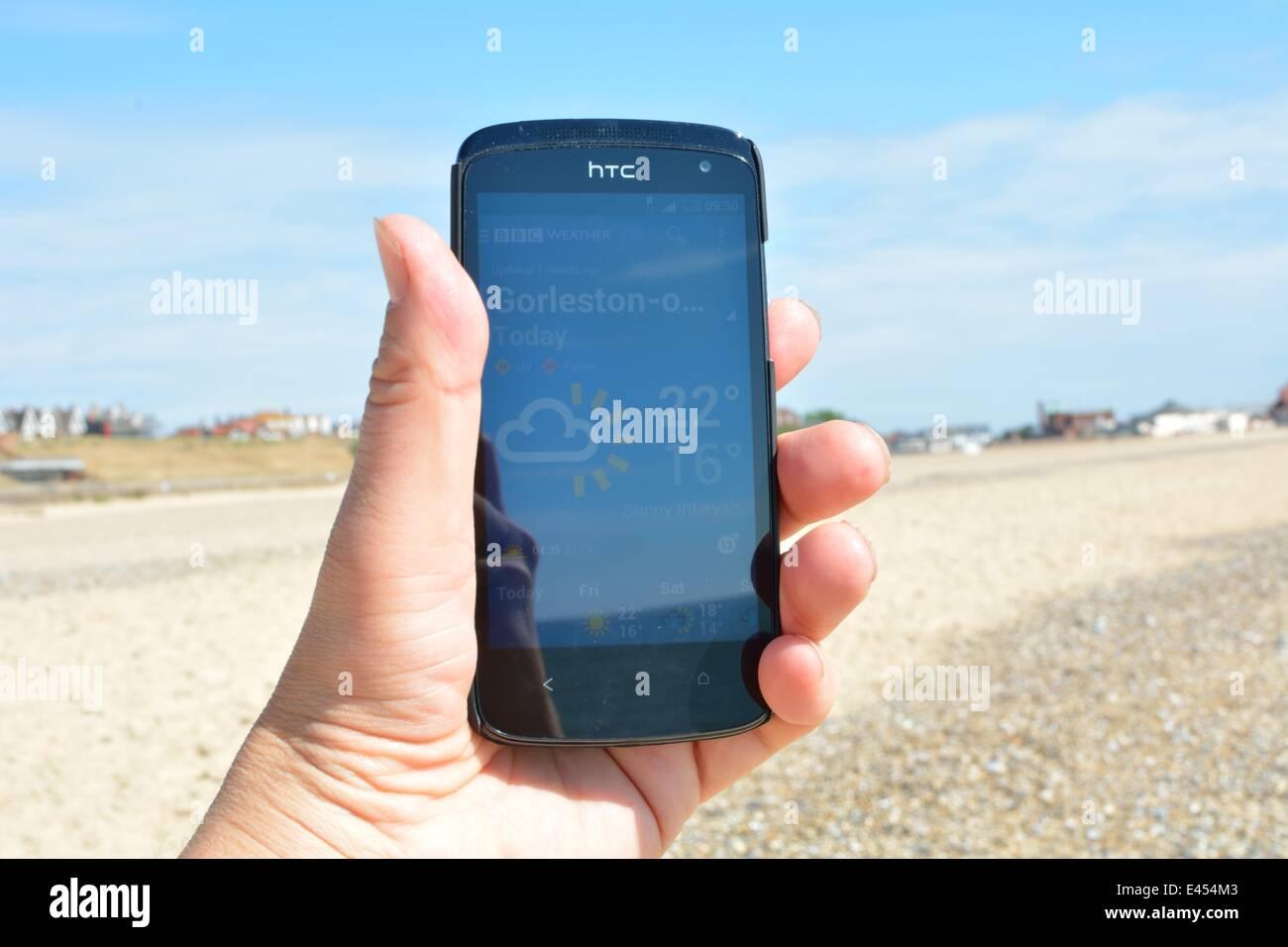 bbc weather app for samsung galaxy
