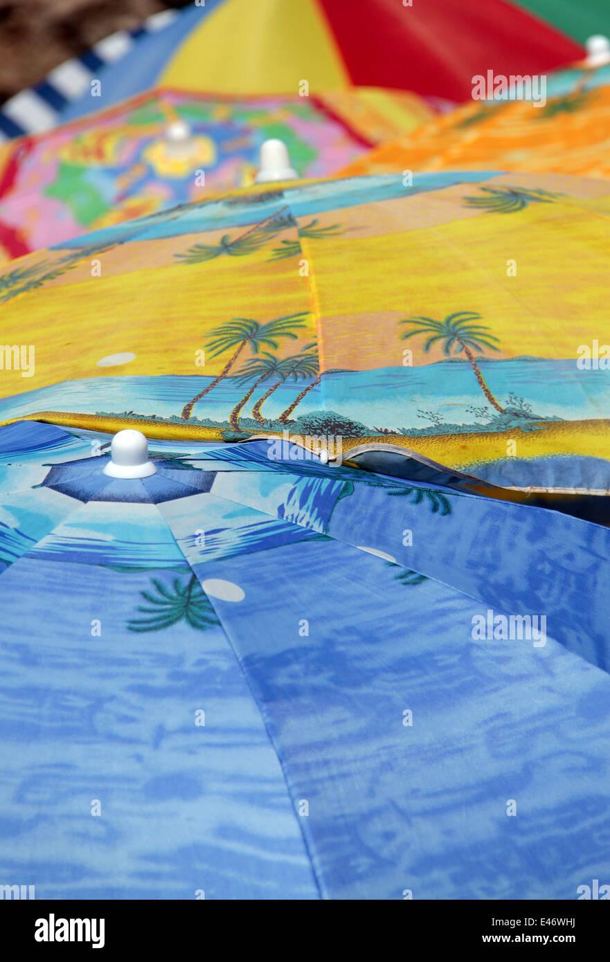 Sunshades - Stock Image