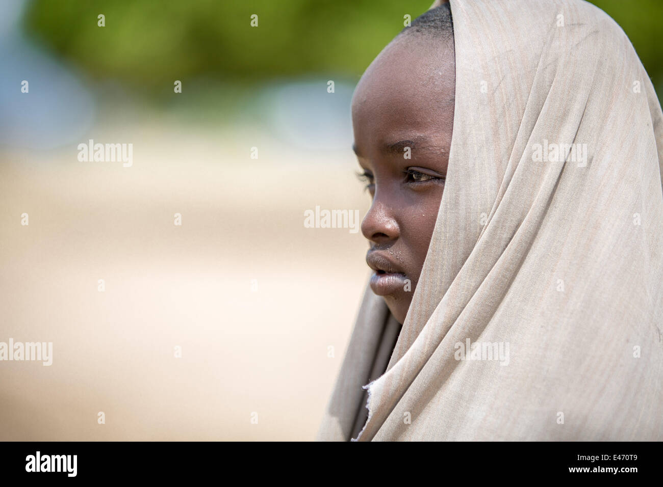The Erbore tribe is a small tribe that lives in the southwest region of the Omo Valley on 17 May 2014 - Stock Image