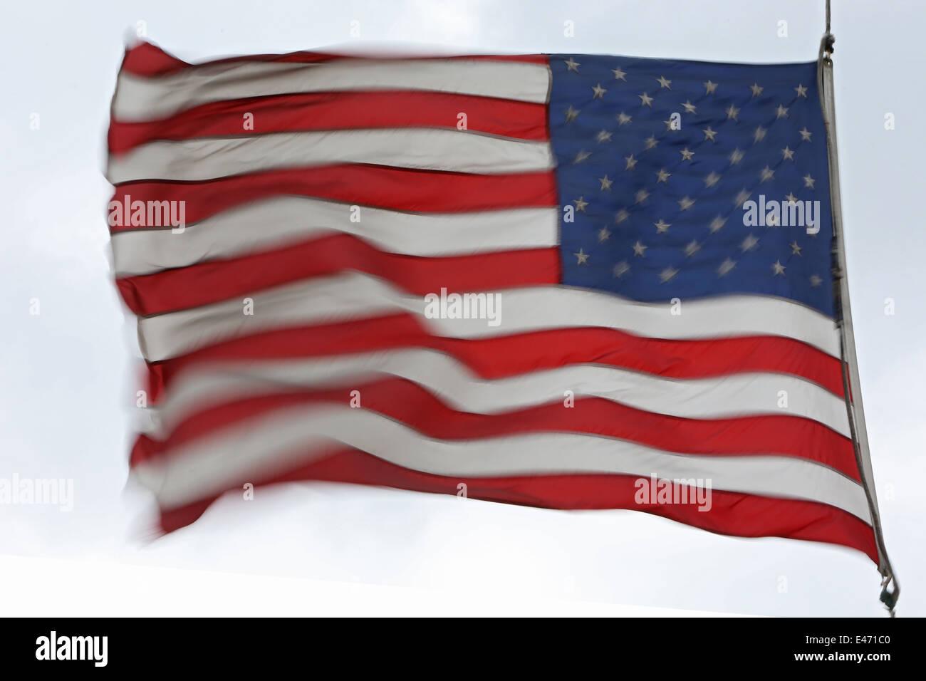 New York Usa National Flag Of Usa Stock Photo 71454880 Alamy