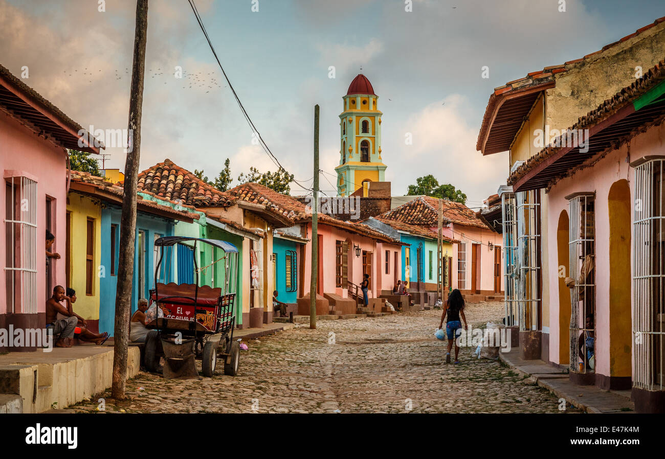 Trinidad - Stock Image
