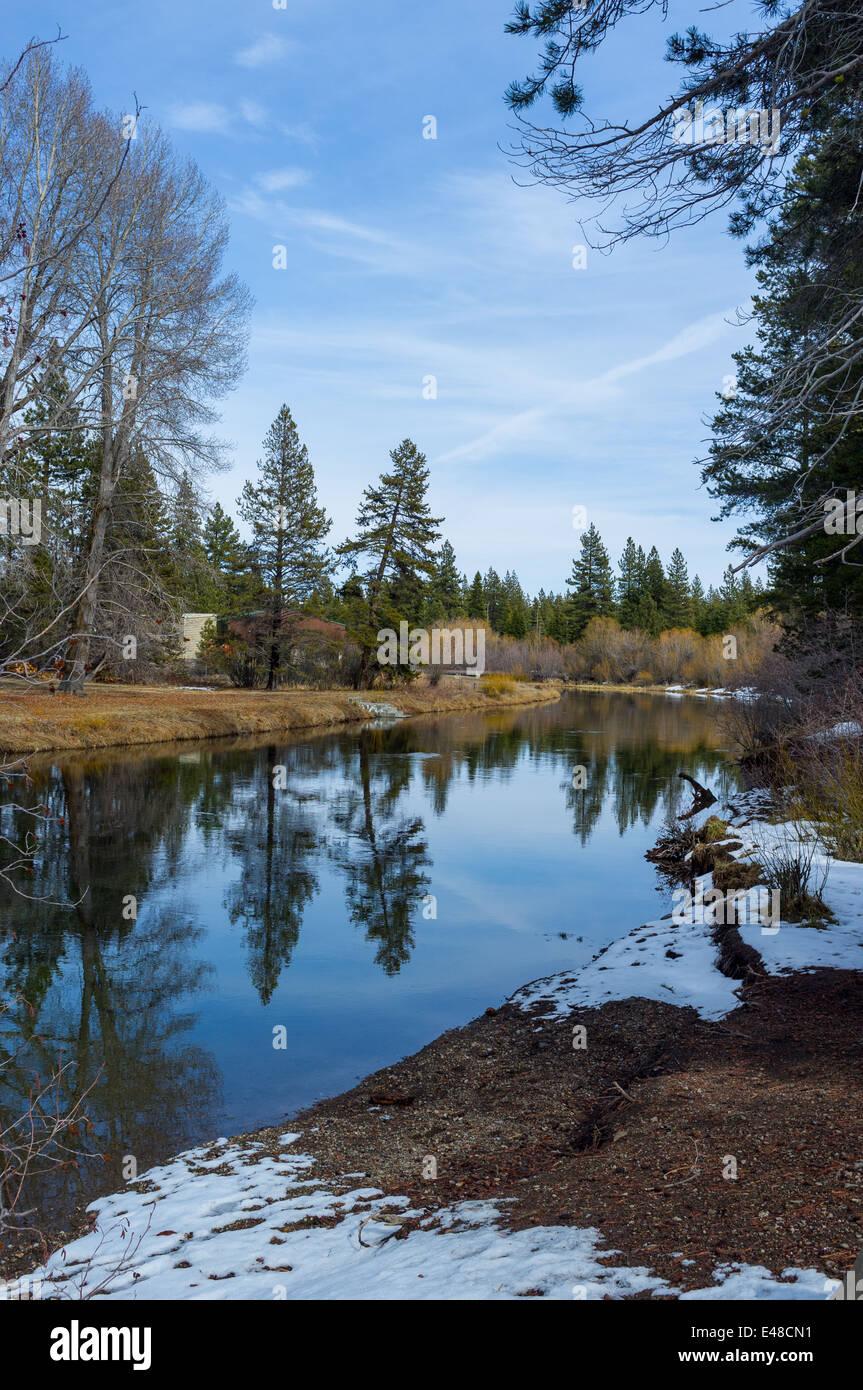 Lake Tahoe California Galaxy Note 3 Wallpapers Hd 1080x1920: Lake Tahoe In Snow Stock Photos & Lake Tahoe In Snow Stock