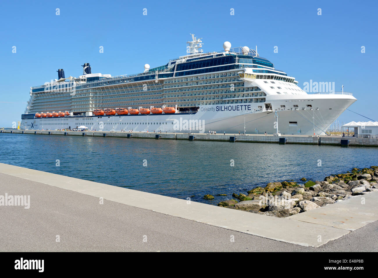 Celebrity Cruises - Civitavecchia Port