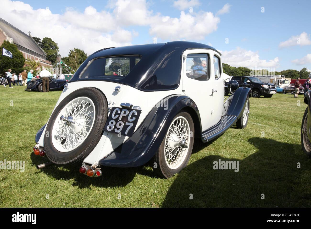 Vintage Car Show Stock Photos & Vintage Car Show Stock Images - Alamy