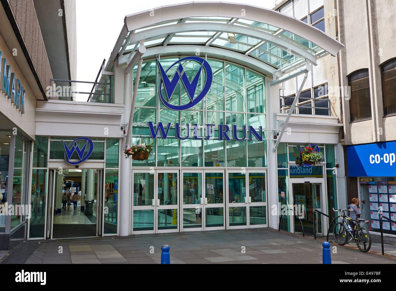 Wulfrun centre