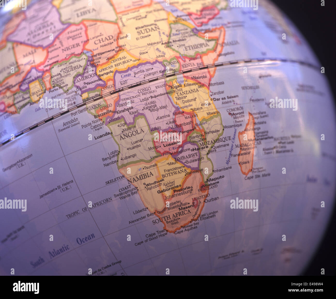 Congo Globe Stock Photos & Congo Globe Stock Images - Alamy