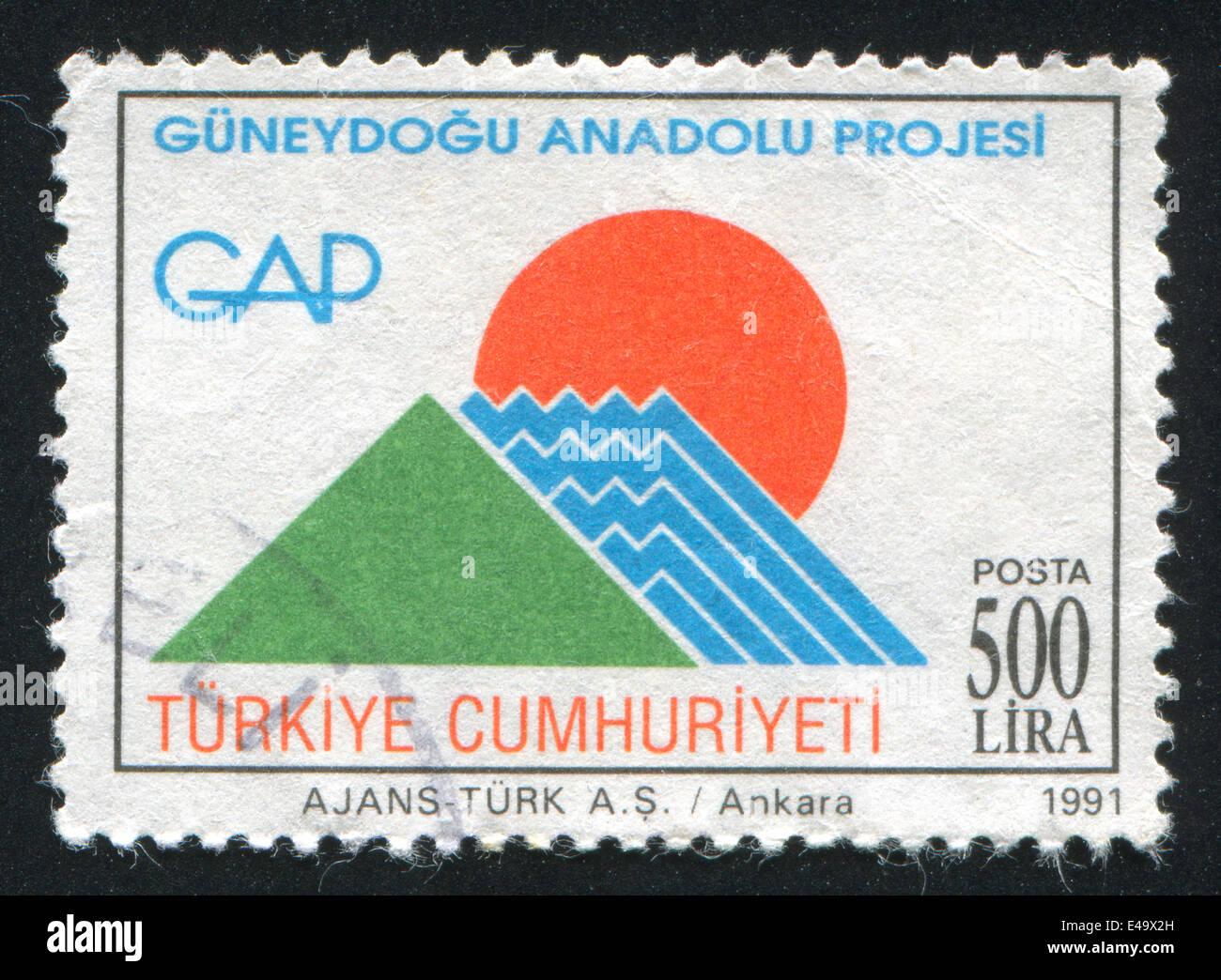 Southeastern Anatolia - Stock Image