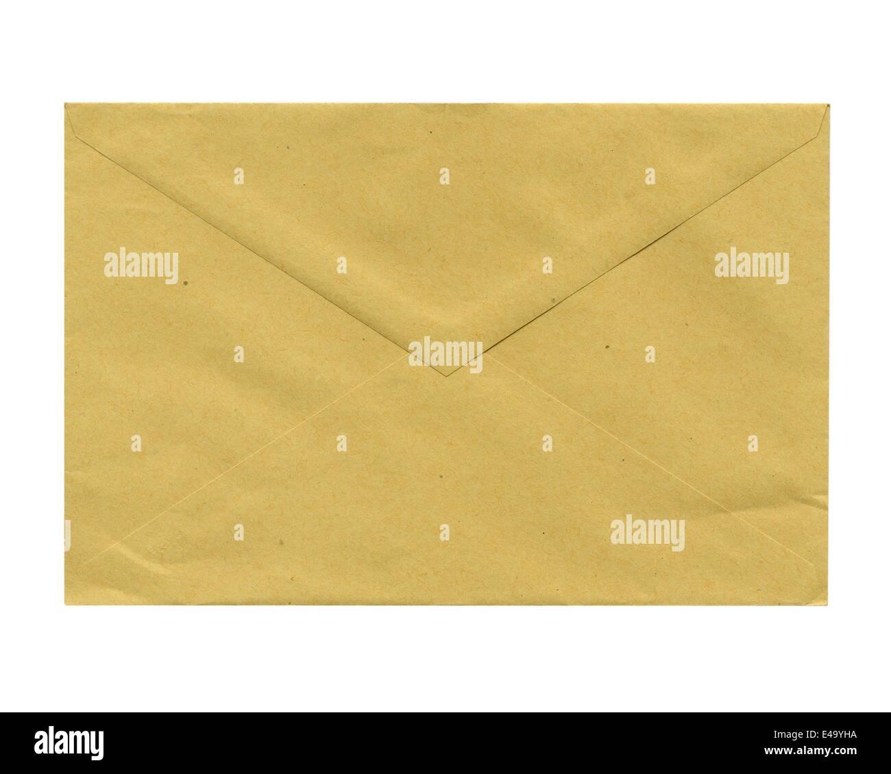 Letter - Stock Image