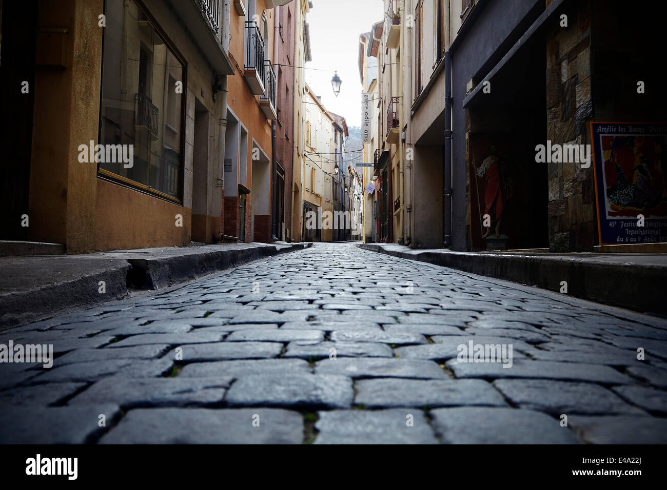 Ceret, Languedoc-Roussillon, France, Europe - Stock Image