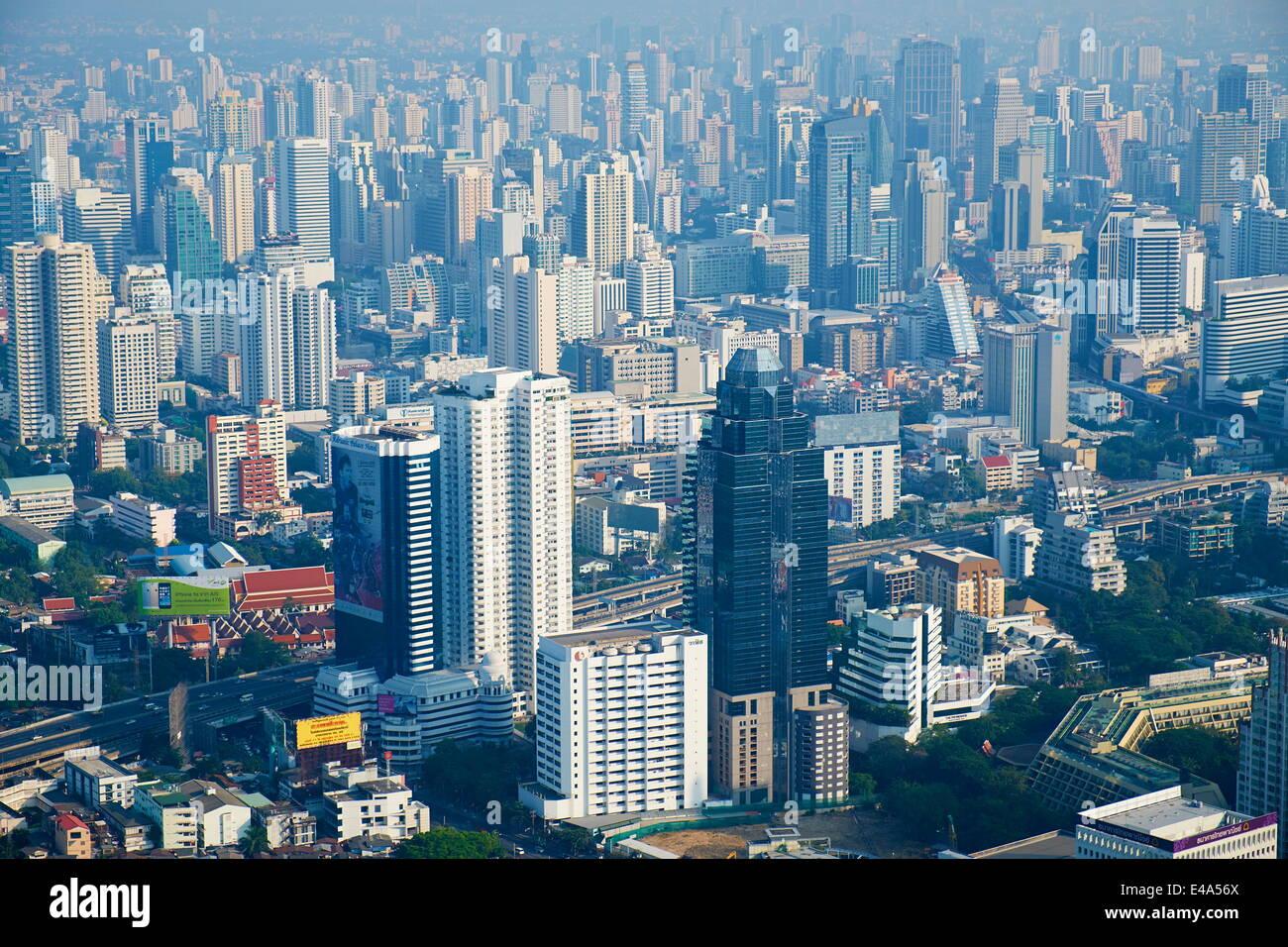 Siam Square area, Bangkok, Thailand, Southeast Asia, Asia - Stock Image