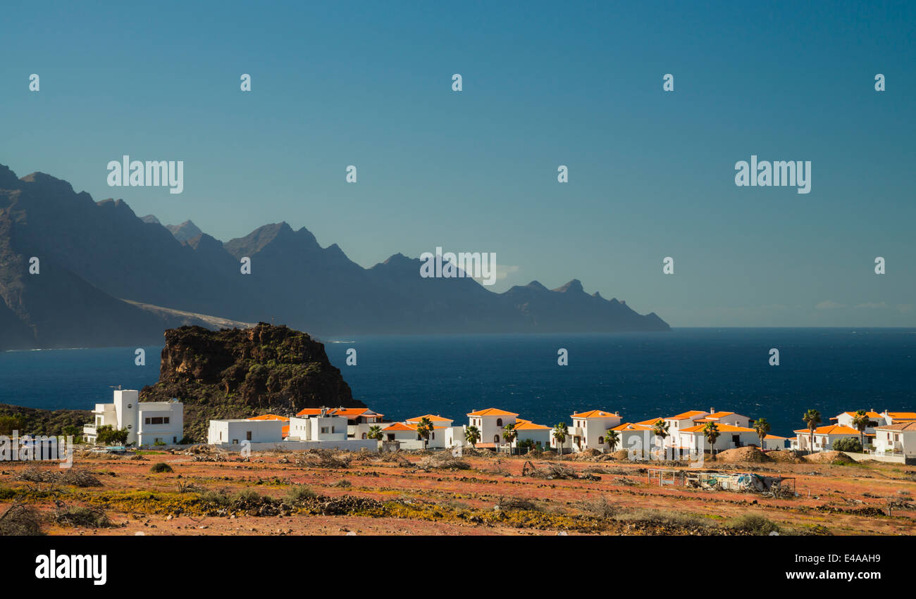 Spain, Canary Islands, Gran Canaria, Colony in the North of the island - Stock Image