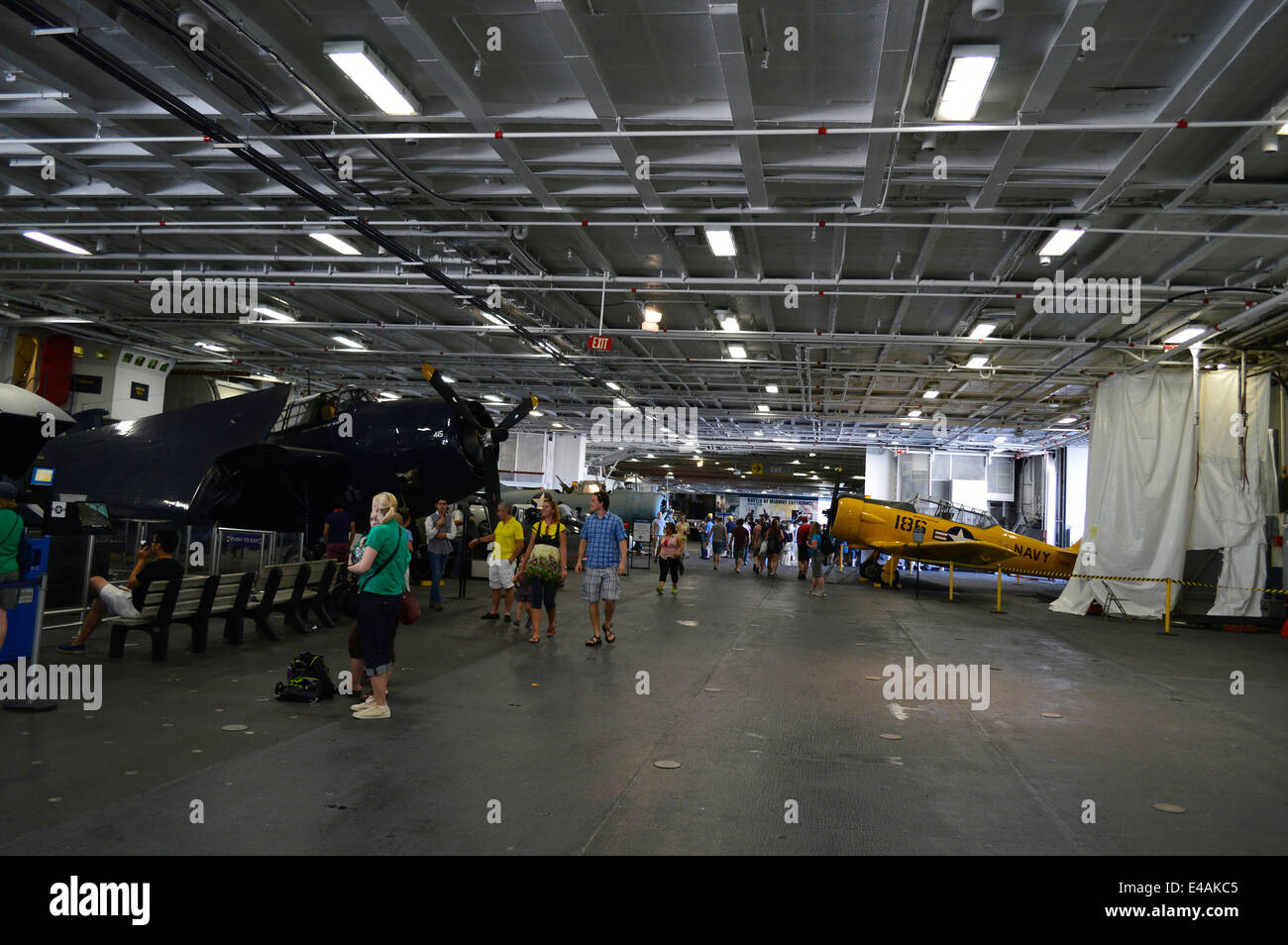 San Diego Aircraft Carrier Stock Photos San Diego