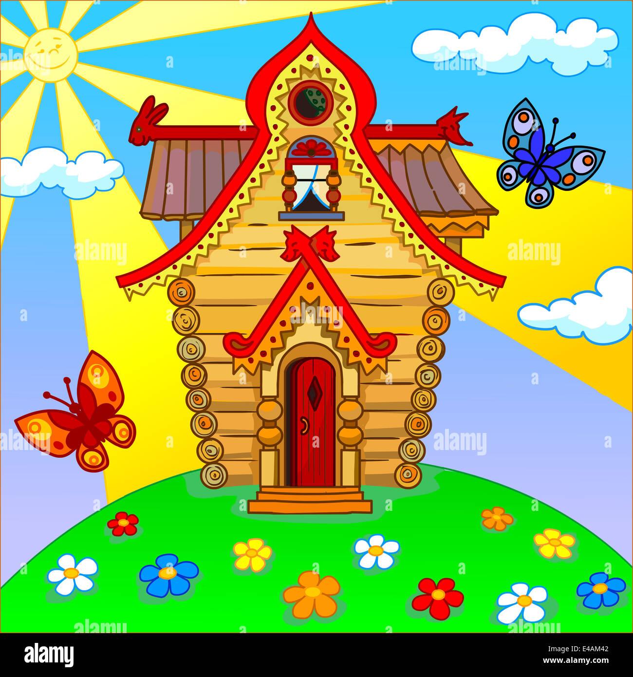 Cartoon Lawn Stock Photos & Cartoon Lawn Stock Images - Alamy