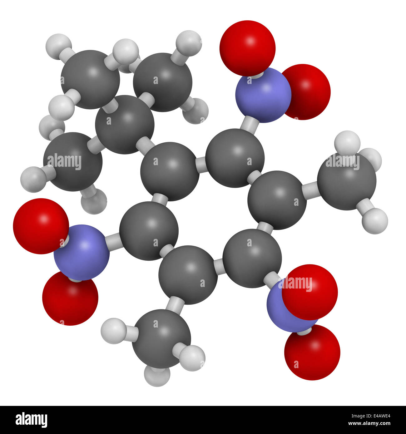 Musk xylene molecule  Highly persistent and bioaccumulative