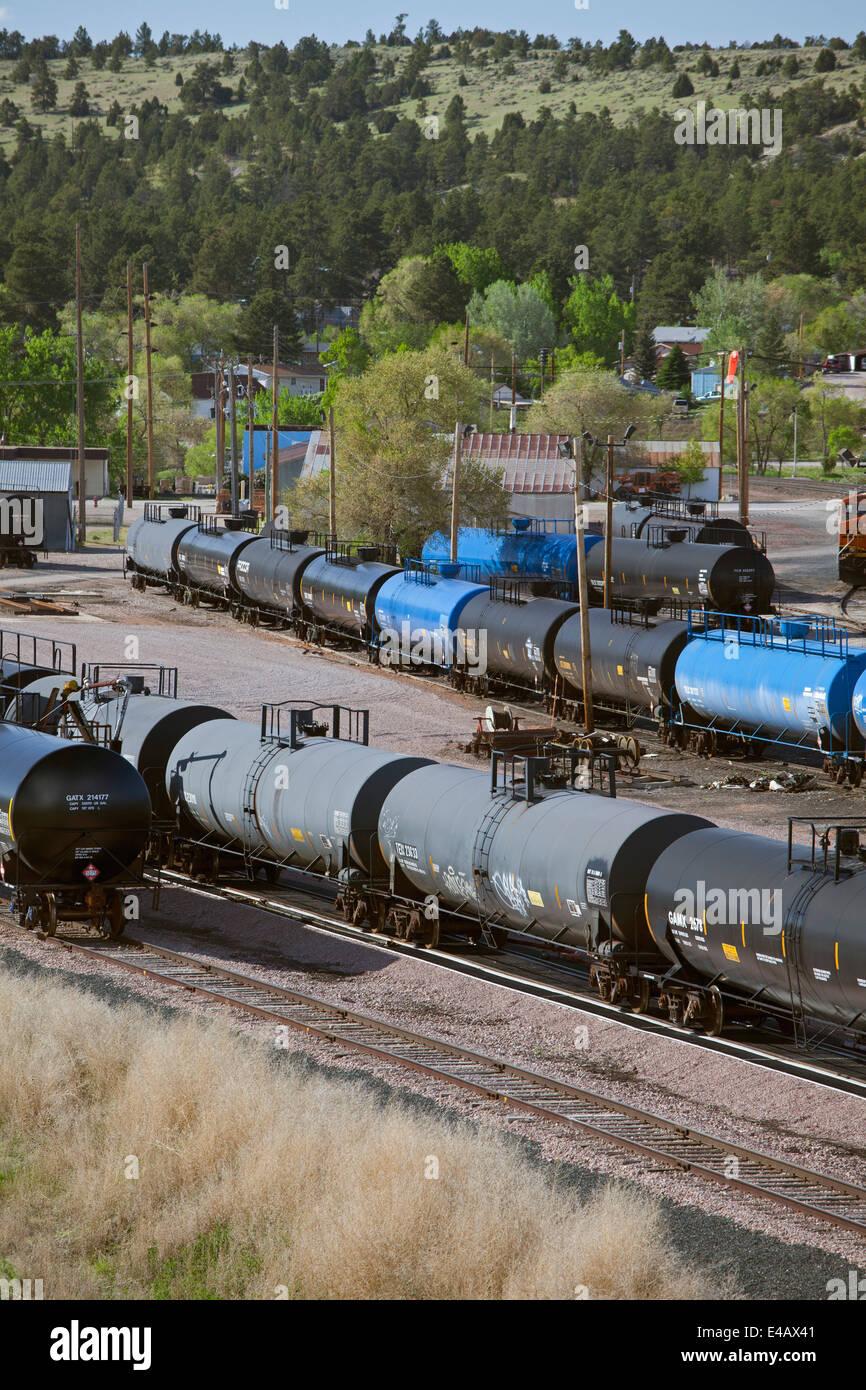 Santa Fe Railroad Rail Car Stock Photos Santa Fe Railroad Rail Car