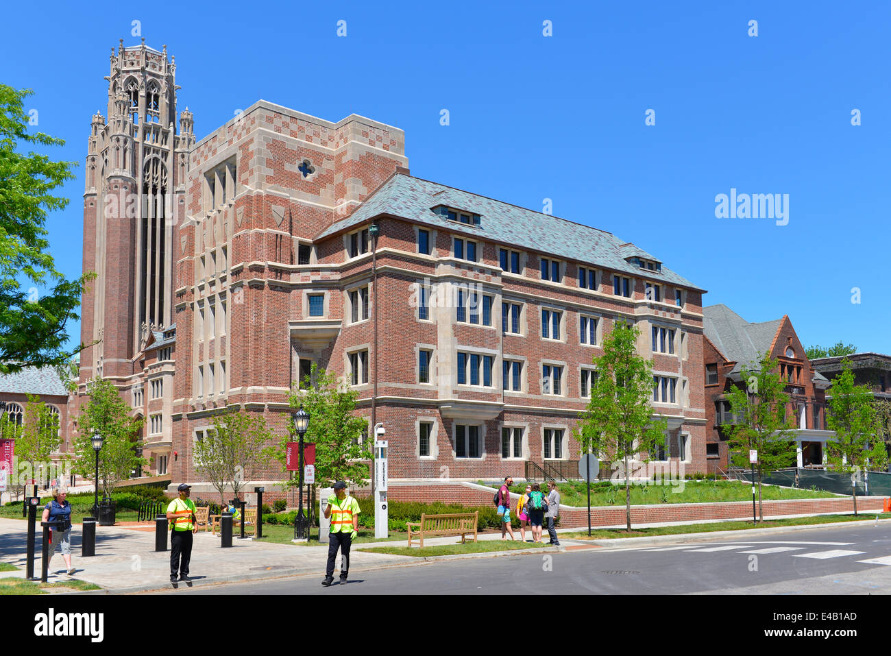 University of Chicago, Illinois - Stock Image
