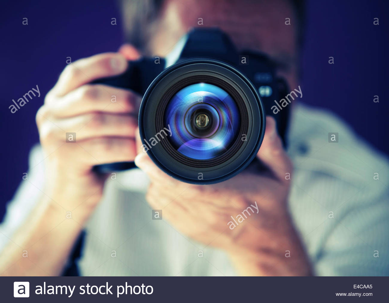 photographer - Stock Image