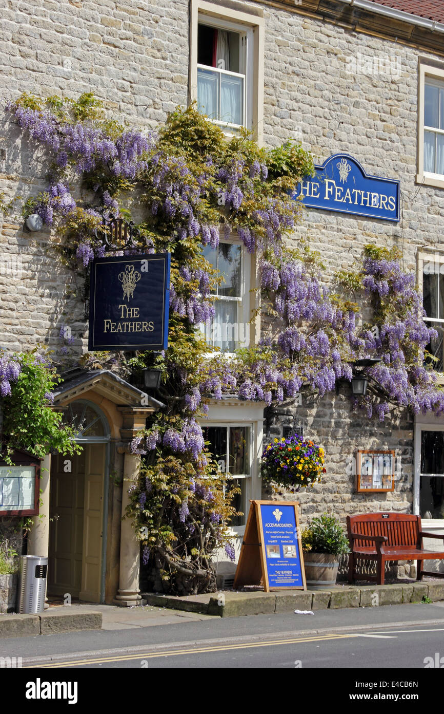The Feathers Hotel Helmsley York