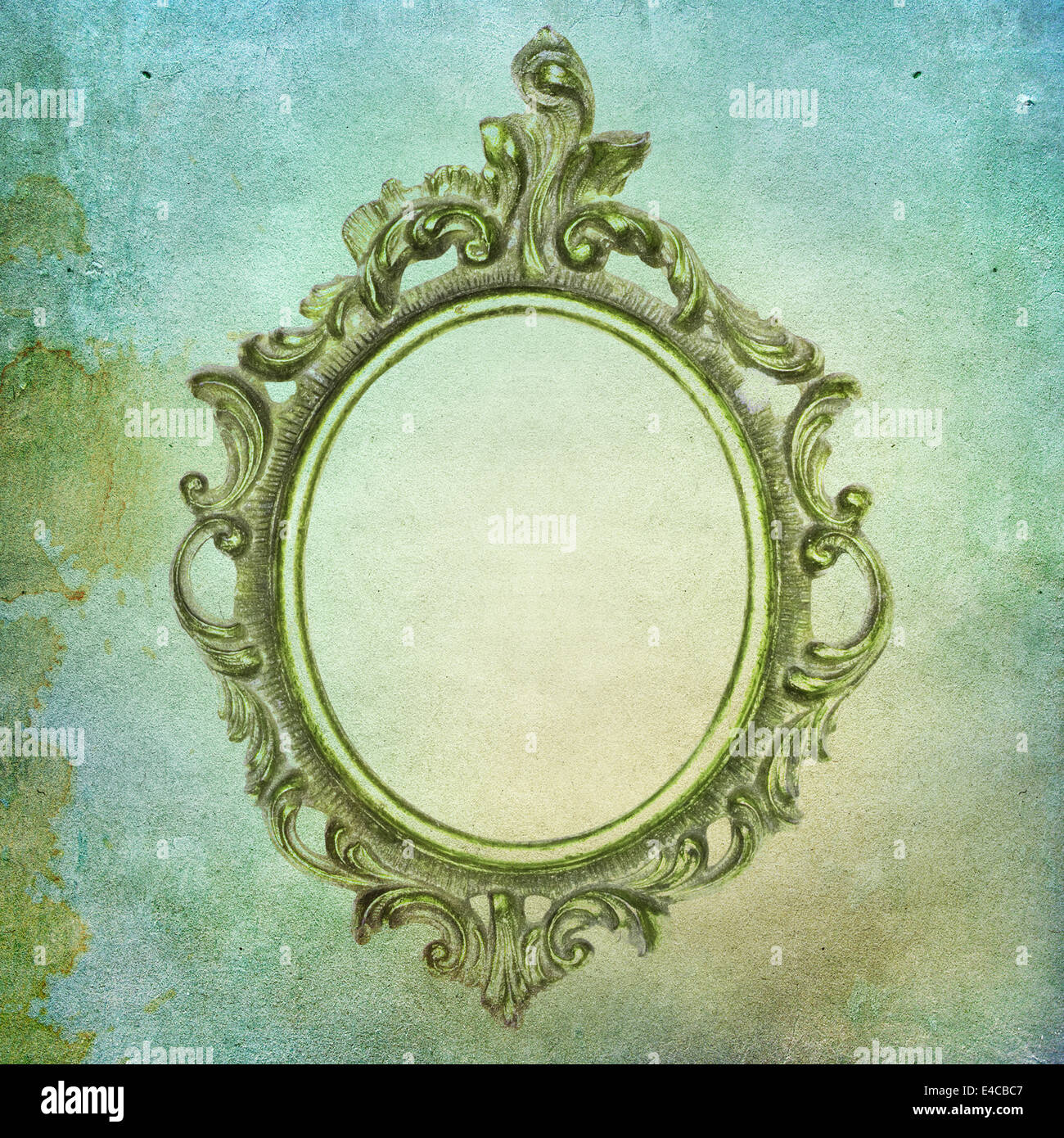Vintage shabby chic background with frame Stock Photo: 71572487 - Alamy