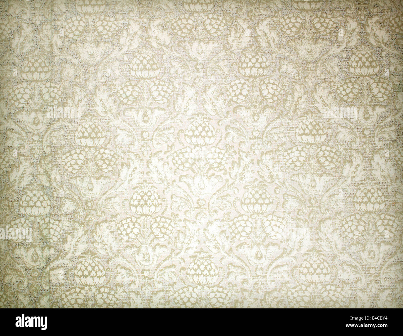 vintage shabby background with classy patterns abstract. - Stock Image