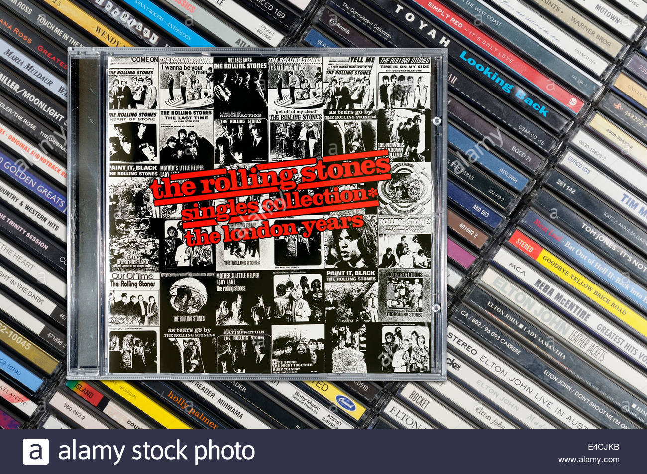 Album Cover Rolling Stones Stock Photos Amp Album Cover