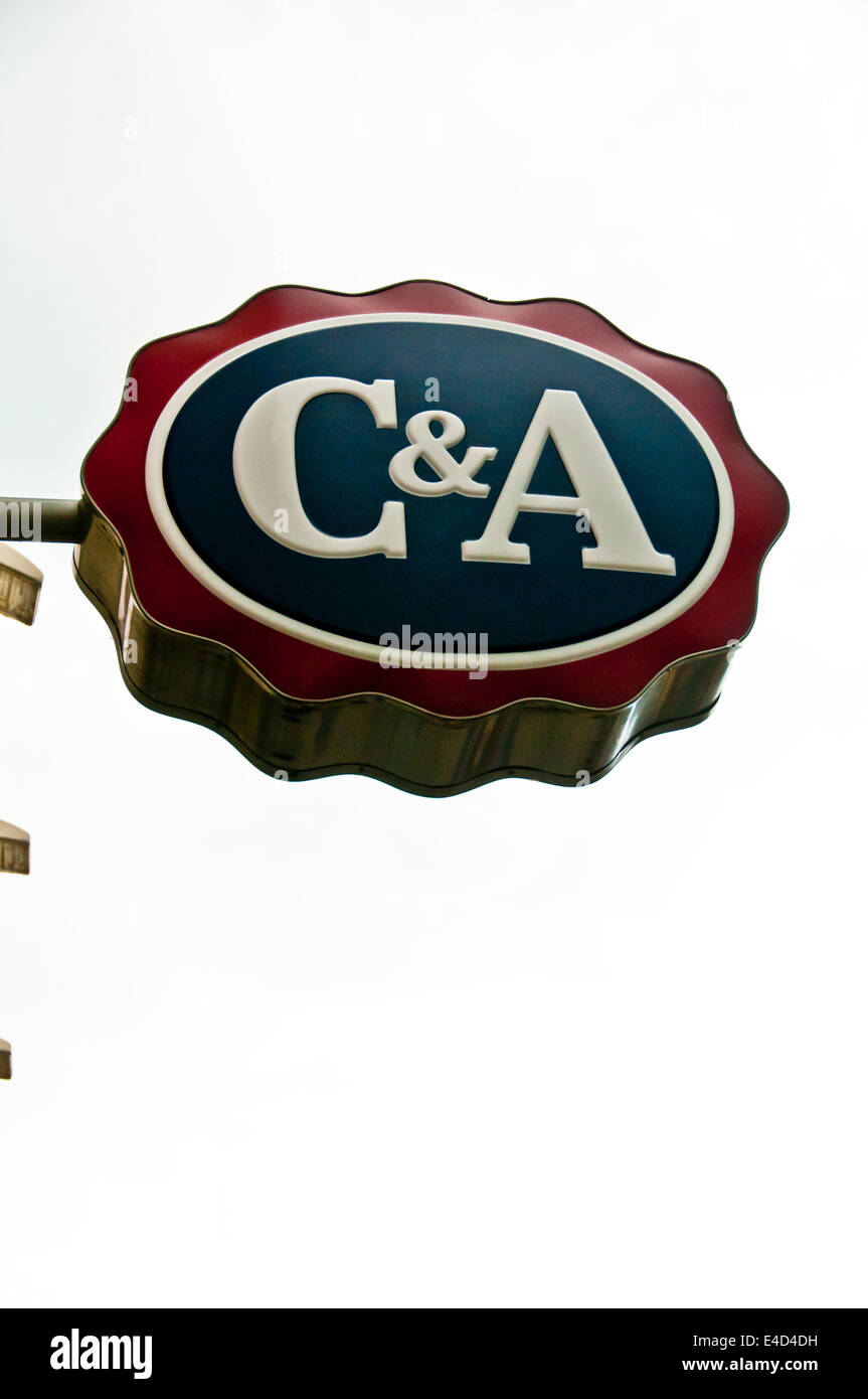 C A Sign High Resolution Stock Photography And Images Alamy