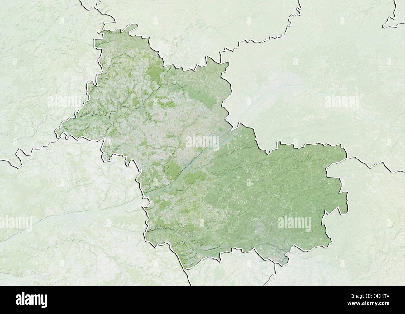 carte loire et cher Loir Et Cher Map Stock Photos & Loir Et Cher Map Stock Images   Alamy