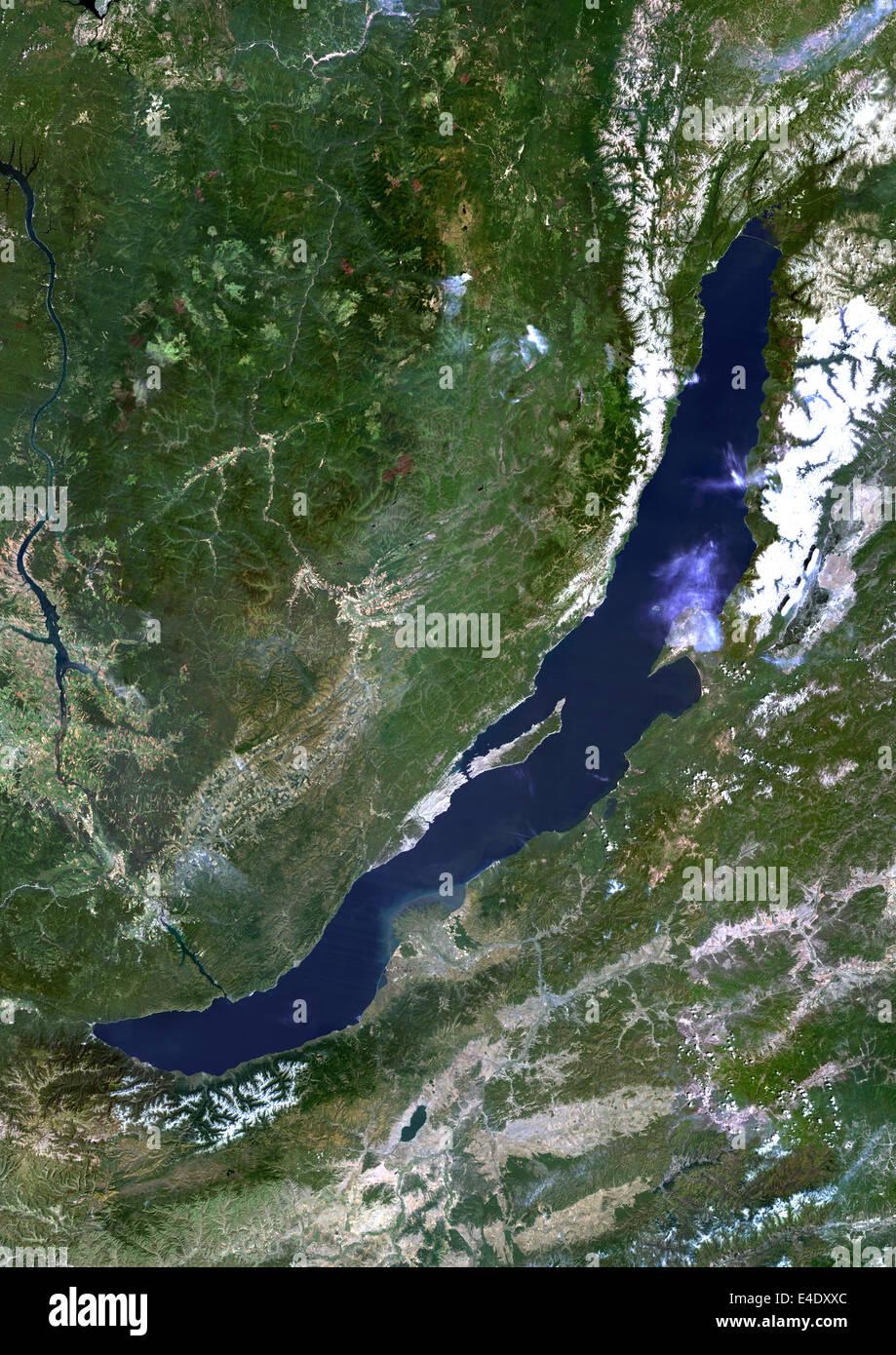 Map Lake Baikal Stock Photos & Map Lake Baikal Stock Images