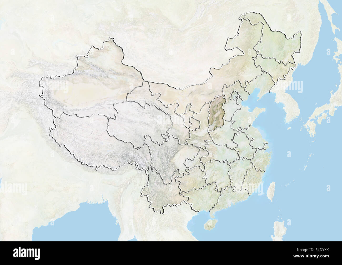 Shanxi China Map.Shanxi China Asia Map Stock Photos Shanxi China Asia Map Stock