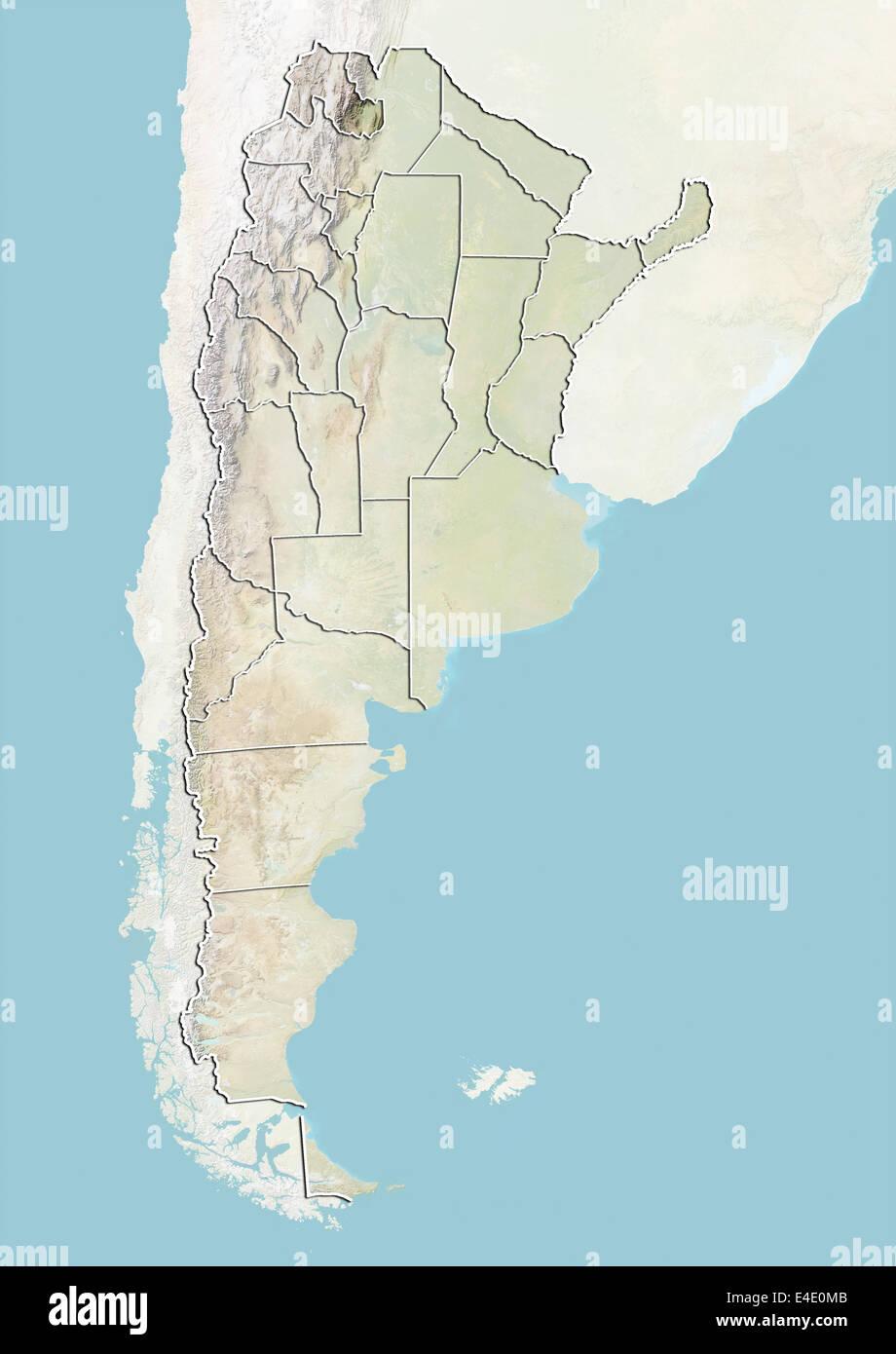 Andes Mountain Range Map Stock Photos & Andes Mountain Range ...