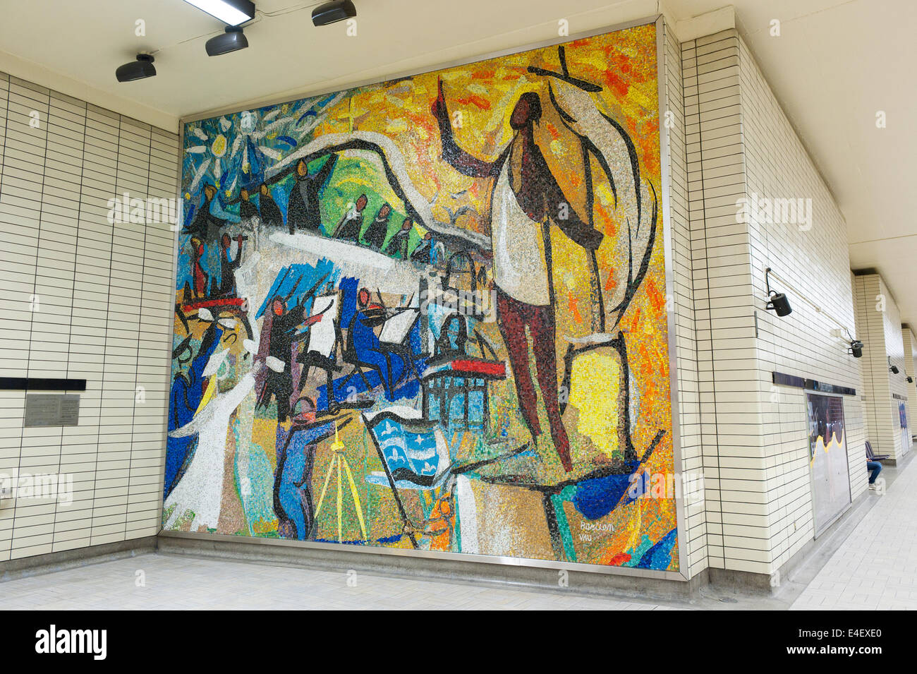 Ceramic Mural Stock Photos Ceramic Mural Stock Images Alamy