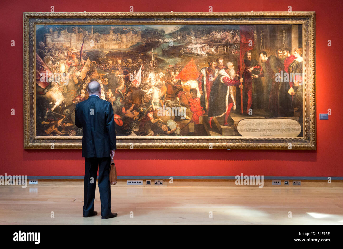 Christies Old Master British Paintings Evening Sale In London