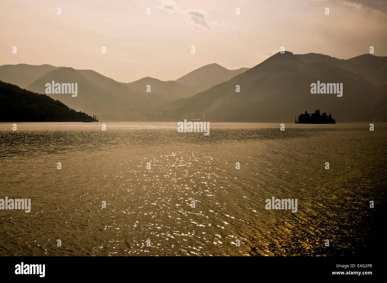 Lake Iseo - Stock Image