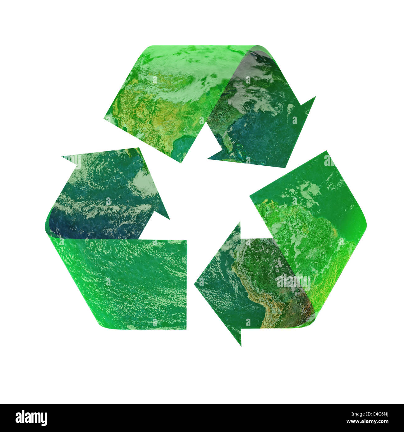 Recycle Symbol Clouds Stock Photos Recycle Symbol Clouds Stock
