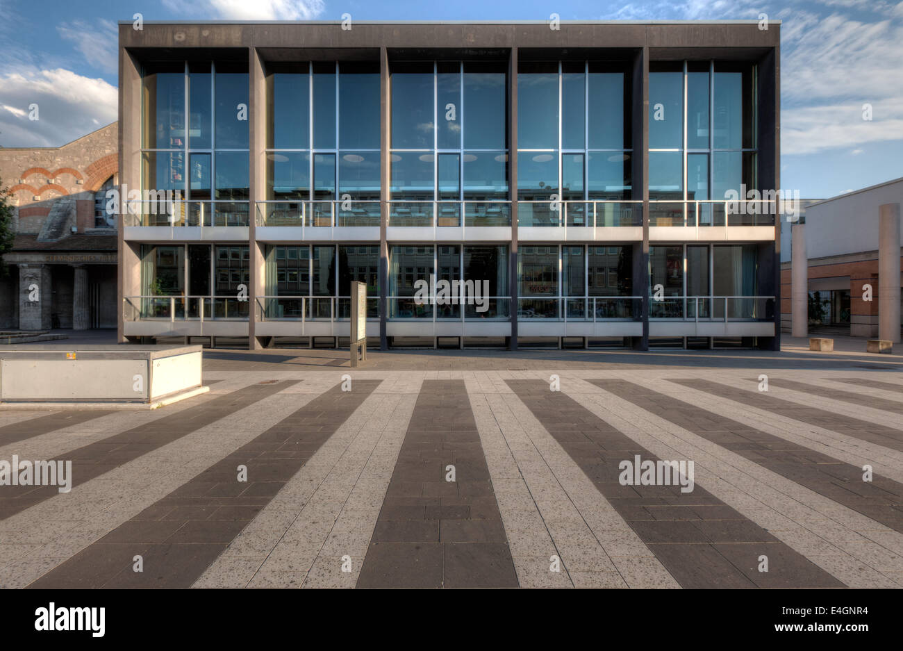 The German National Museum in Nuremberg (Germanisches Nationalmuseum) Stock Photo