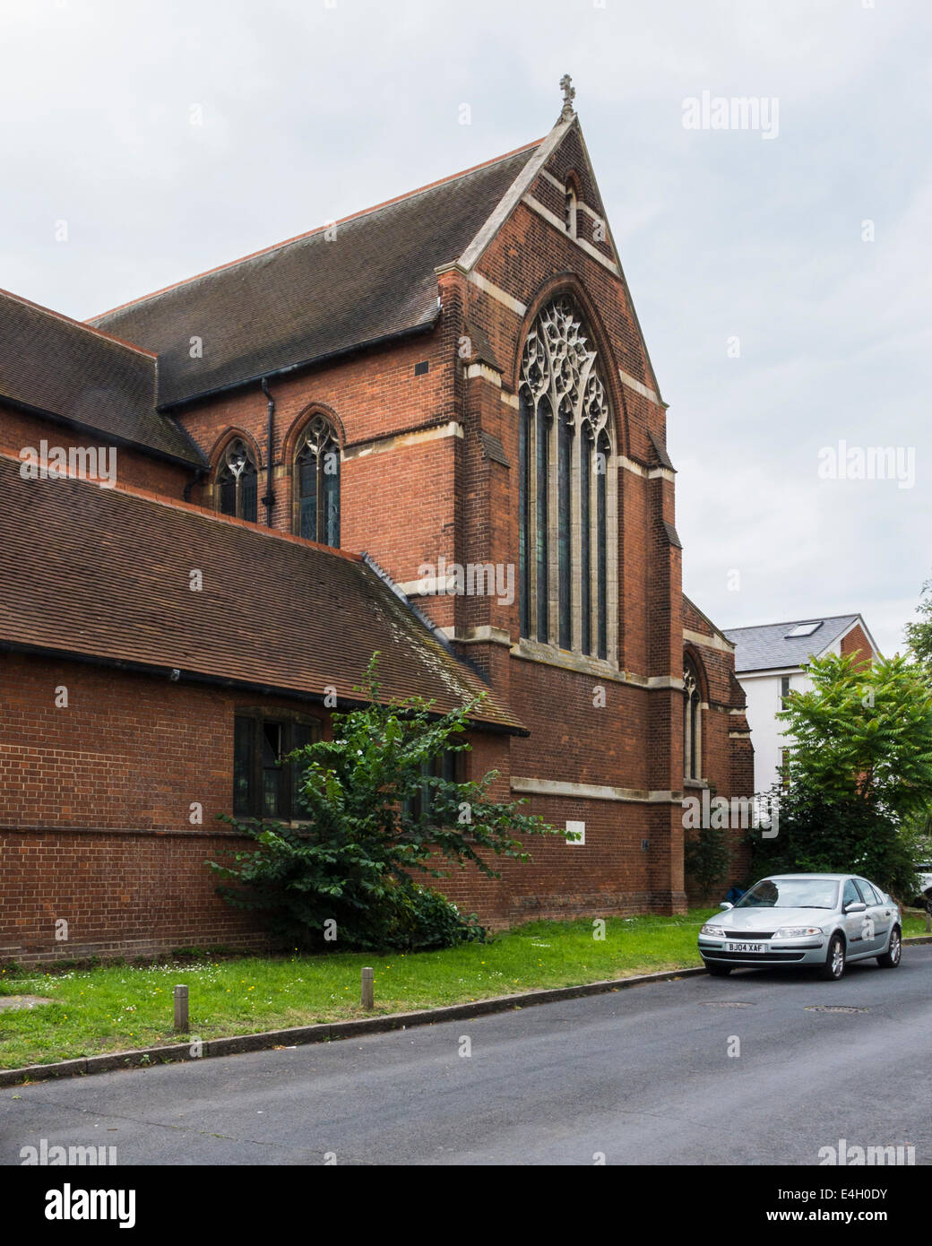 All Saints Church of England in Twickenham, Greater London, UK - Stock Image