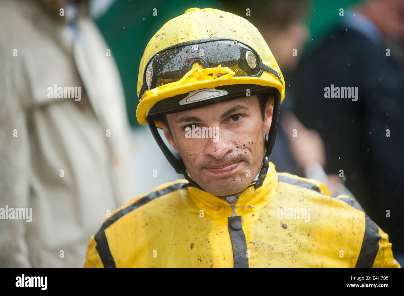 Mark Westley Photography  Boylesports.com Ladies Day at The July Course Newmarket.  Silvestre De  Sousa - Stock Image