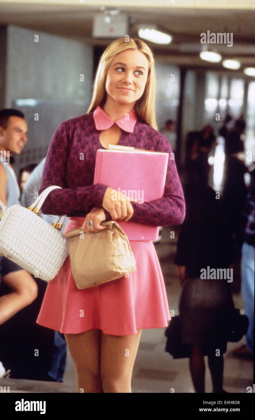 THE BRADY BUNCH MOVIE 1995 Paramount Pictures film with Christine Taylor as Marcia - Stock Image