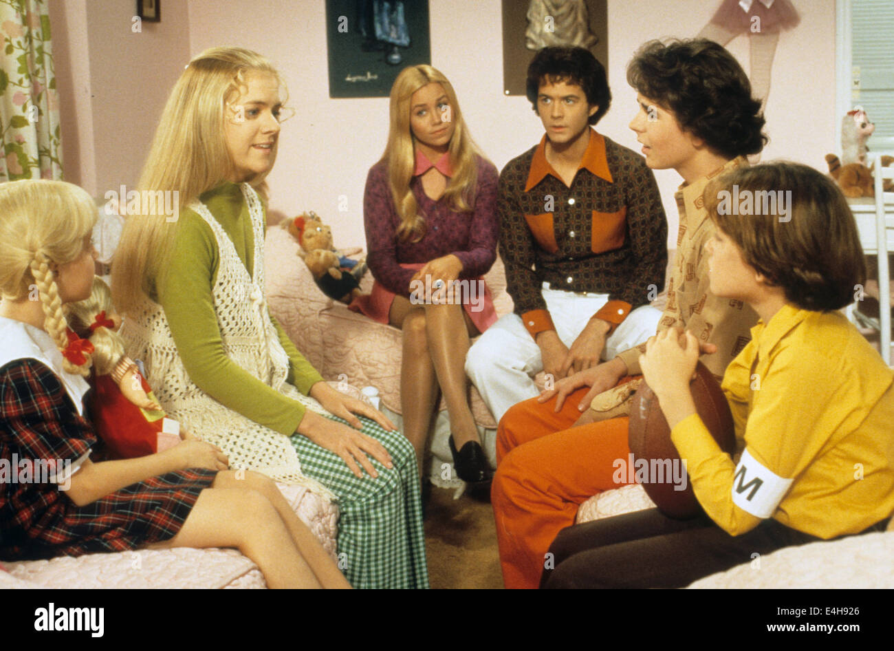THE BRADY BUNCH MOVIE 1995 Paramount Pictures film - Stock Image