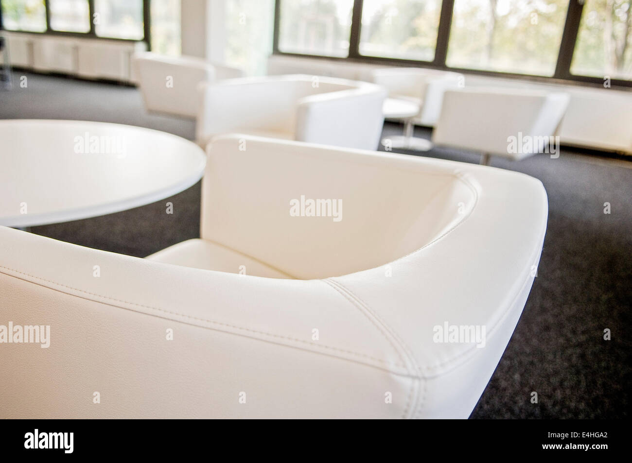 Upholstery Furniture - Stock Image