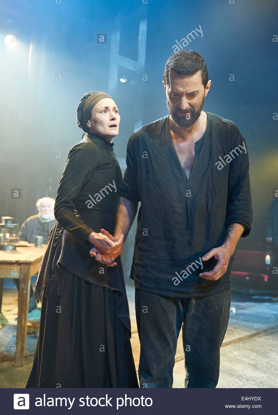 the crucible john and elizabeth