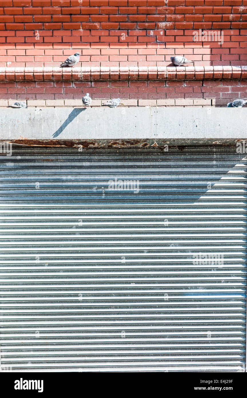 Security Shutters Stock Photos Amp Security Shutters Stock