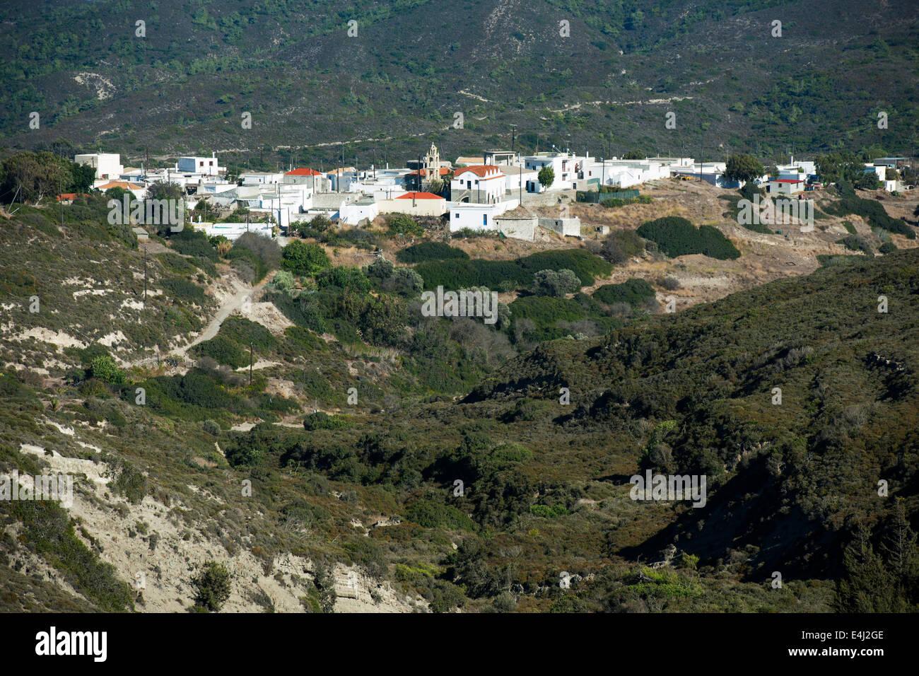 Griechenland, Rhodos, Messanagros (Mesanagros), - Stock Image