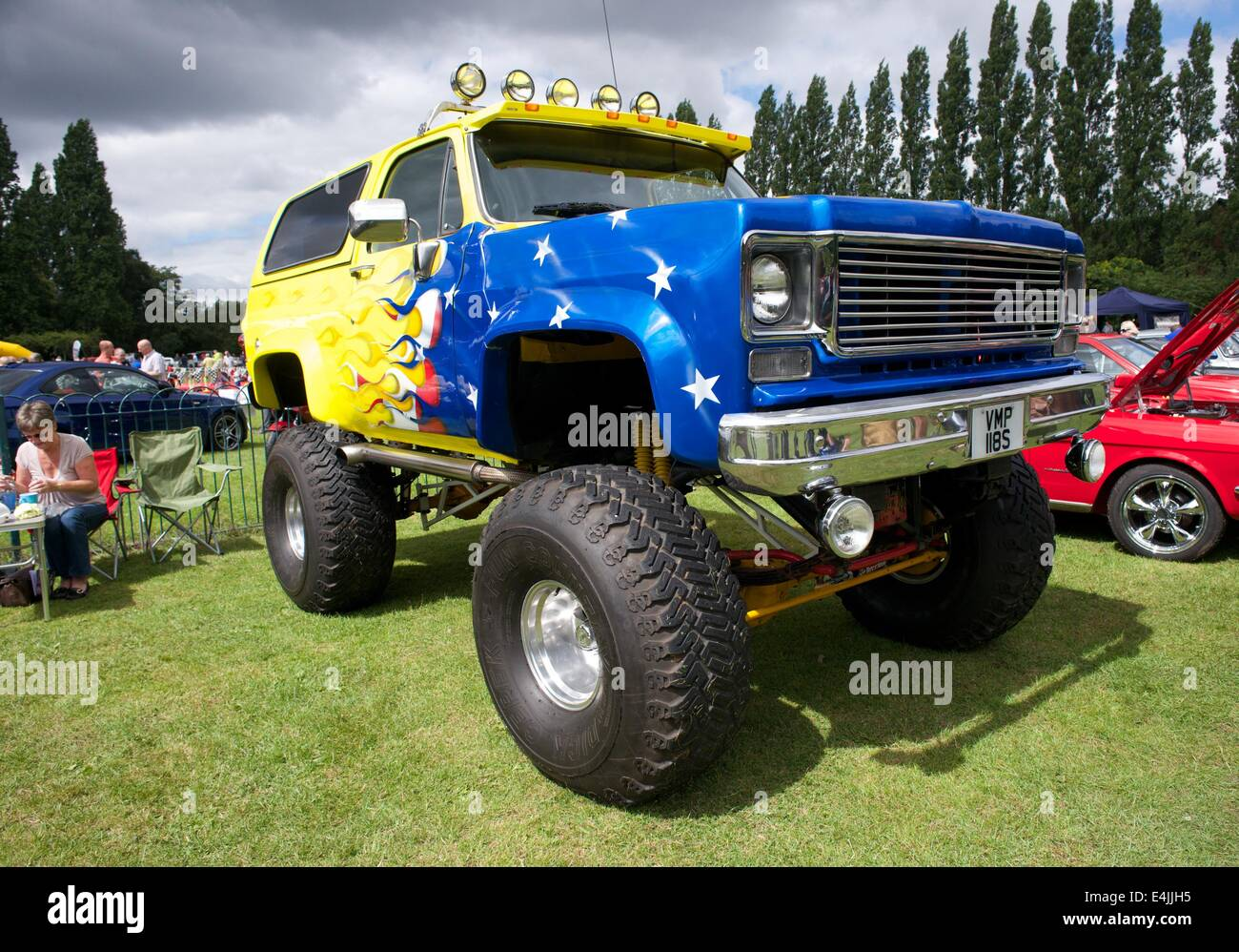 Monster Car Stock Photos Monster Car Stock Images Alamy - Monster car show