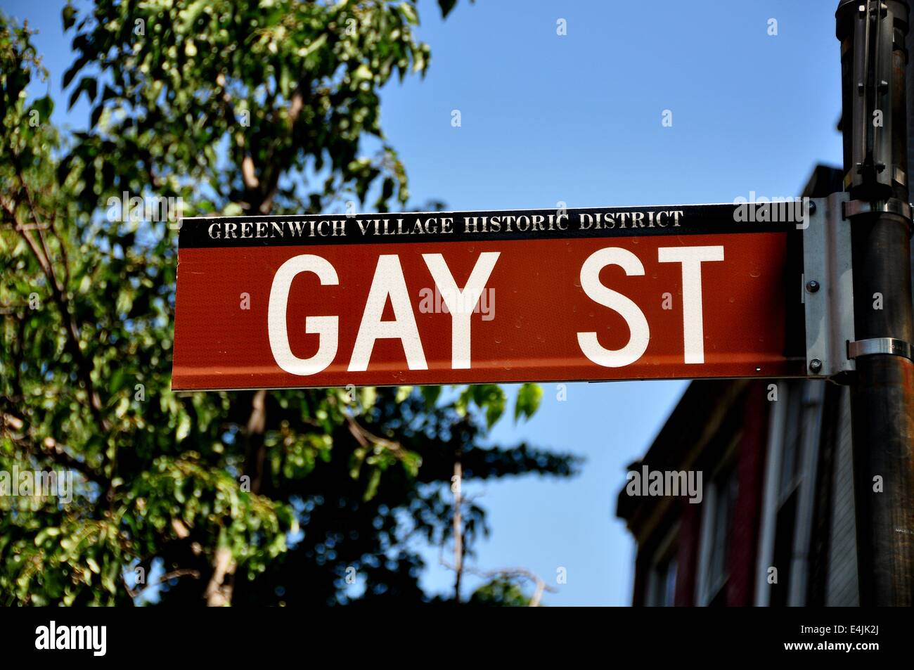 Gay corner